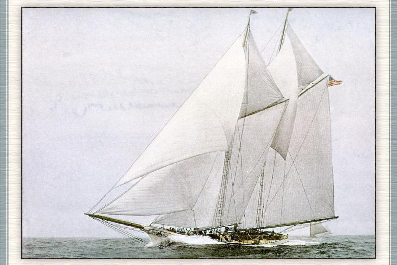 Sailing Heritage. Ship 6