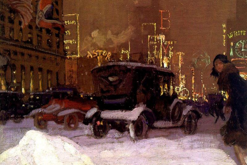 Charles Hoffbauen. Cars