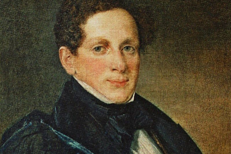Vasily Andreevich Tropinin. Portrait Of Andrey Mikhailovich Bolotov