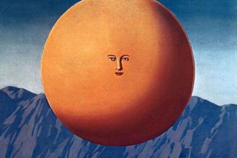 René Magritte. The art of living