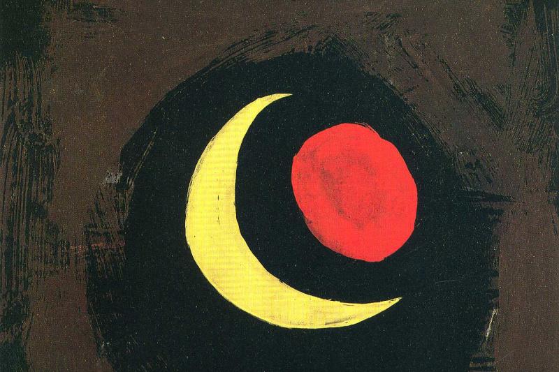 Paul Klee. Strong dream