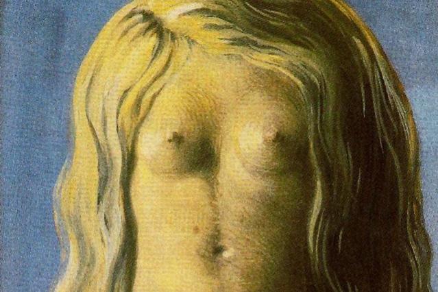 Рене Магритт. Изнасилование