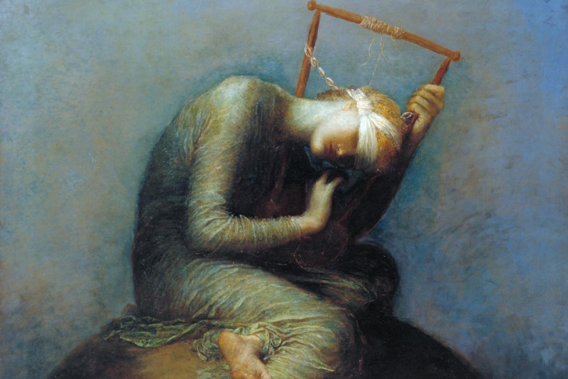 George Frederick Watts. Hope