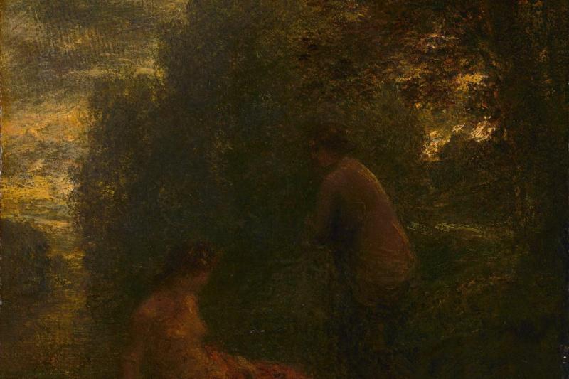 Henri Fantin-Latour. Bathers