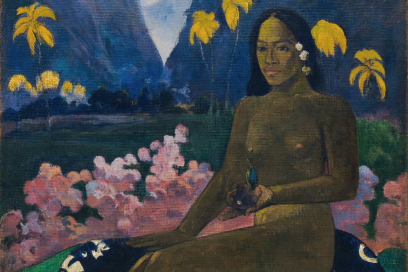Paul Gauguin. The Seed Of Areoi