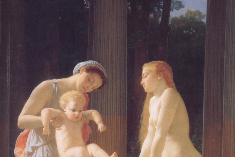 Charles Gleir. Bath