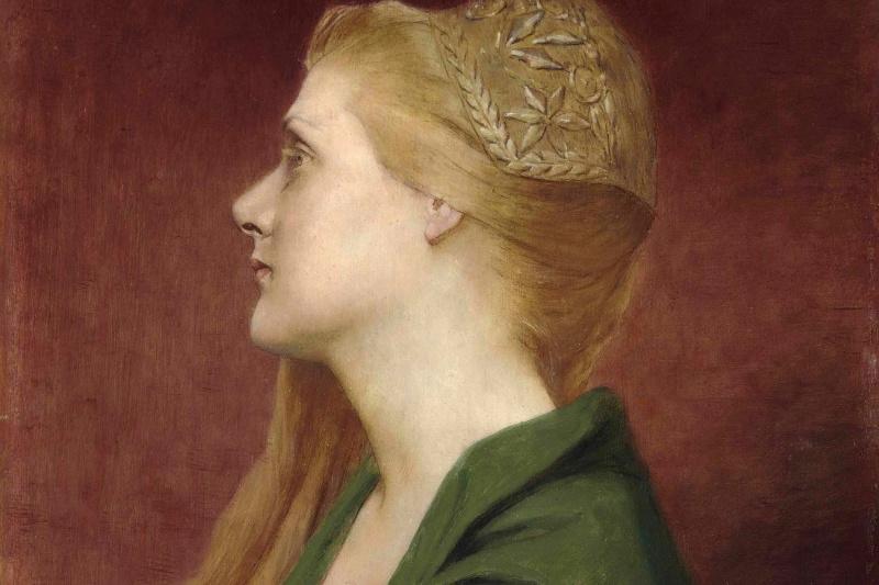 Jules Joseph Lefebvre. Lady Godiva. 1906