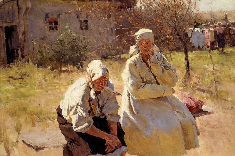 Sergey Arsenievich Vinogradov. Women (Girlfriends)