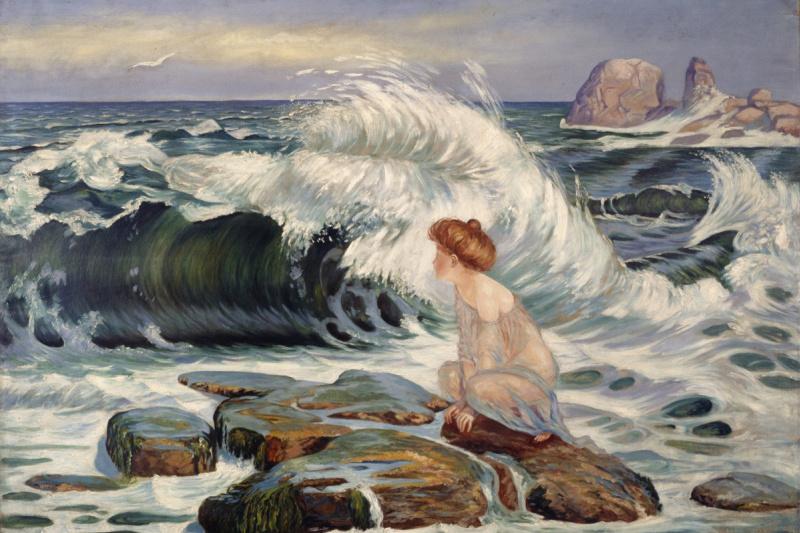 Frantisek Kupka. Wave