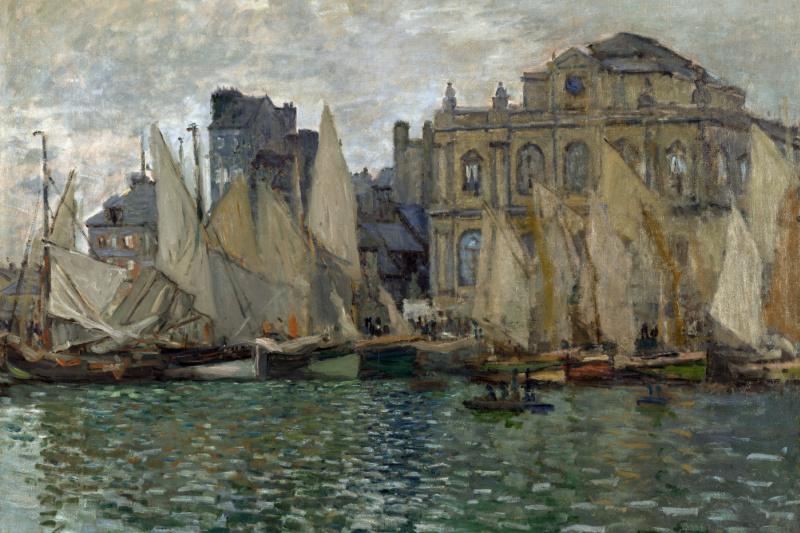 Claude Monet. Views of Le Havre