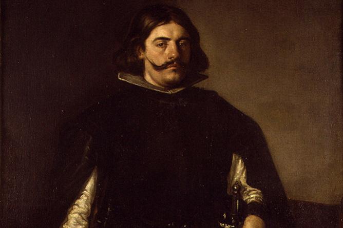 Juan de Pareja. Portrait of the architect Jose Dalmau