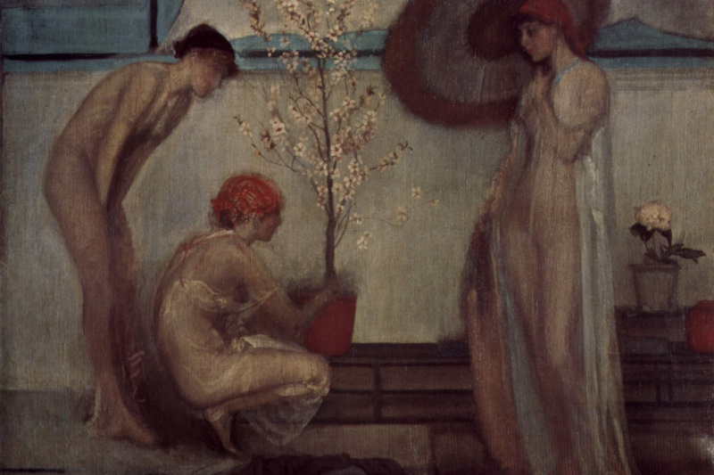 Giovanni Segantini. The angel of life