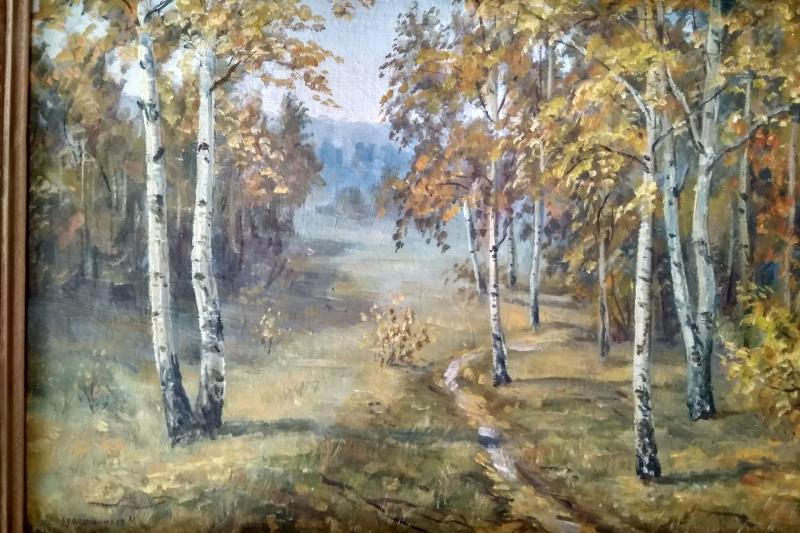 Mikhail Kuzmich Krasilnikov. 1
