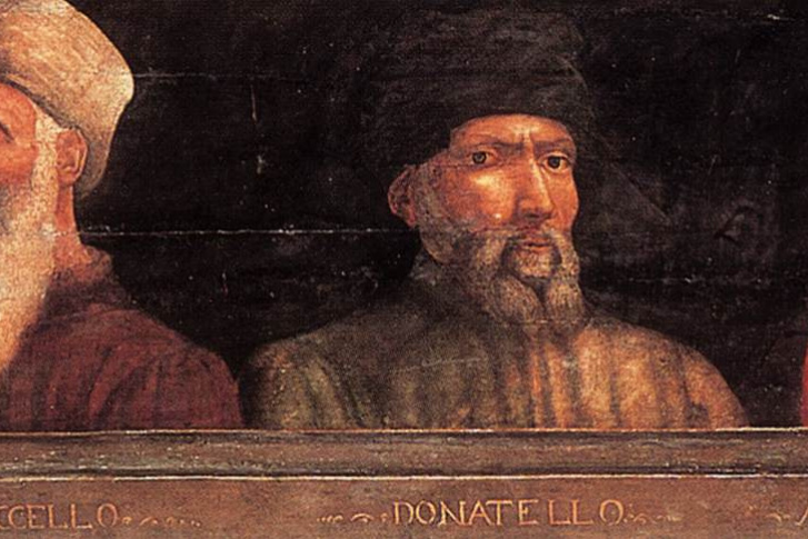 Paolo Uccello. Five masters of the Florentine Renaissance (presumably the work of Uccello)