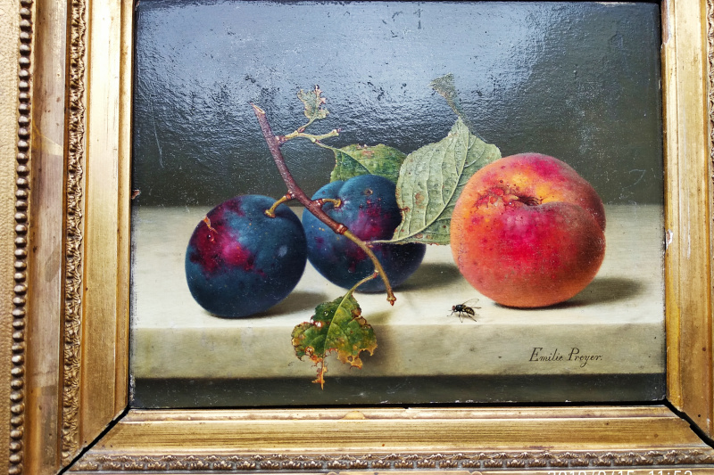 Emilie Preyer. Still life