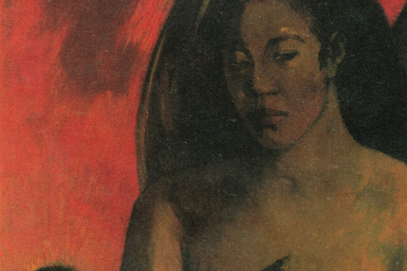 Paul Gauguin. Barbarian poems