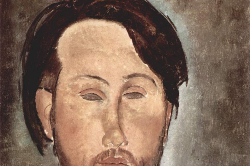 Amedeo Modigliani. Portrait Of Leopold Zborowski