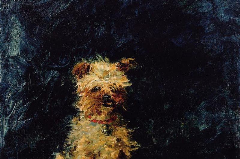 Henri de Toulouse-Lautrec. Margot