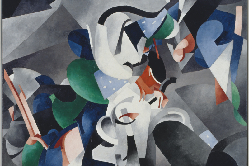 Francis Picabia. Ondine (Young American; Dance)
