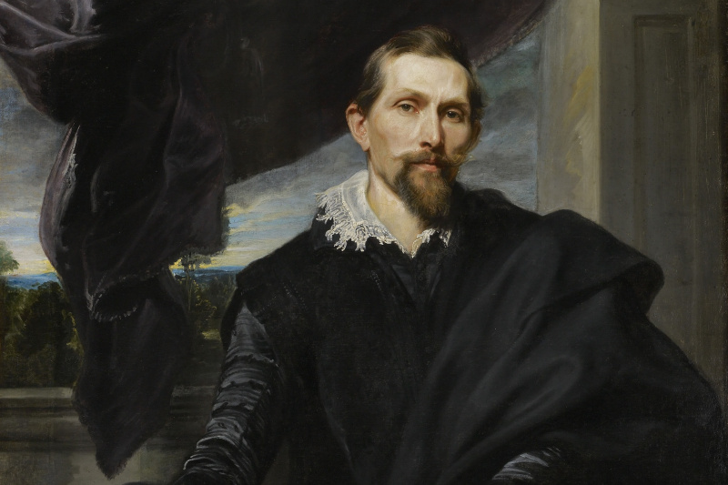 Anthony van Dyck. Frans Snyders