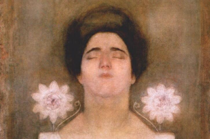 Piet Mondrian. Passionflower