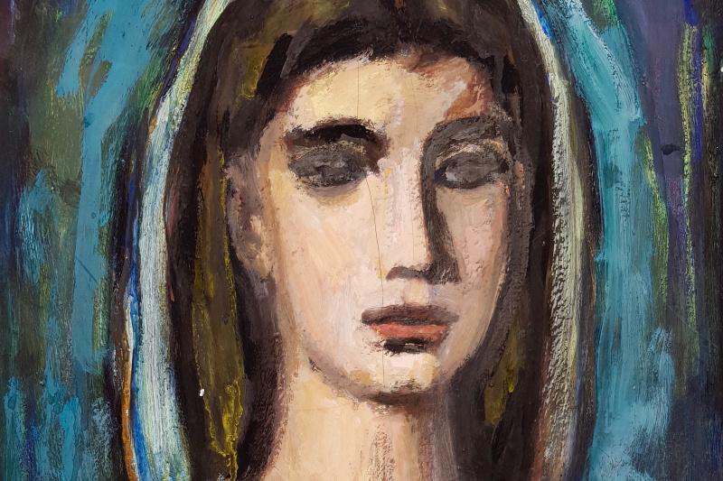 Nikolay Mikhailovich Lapitsky. Portrait of a Girl