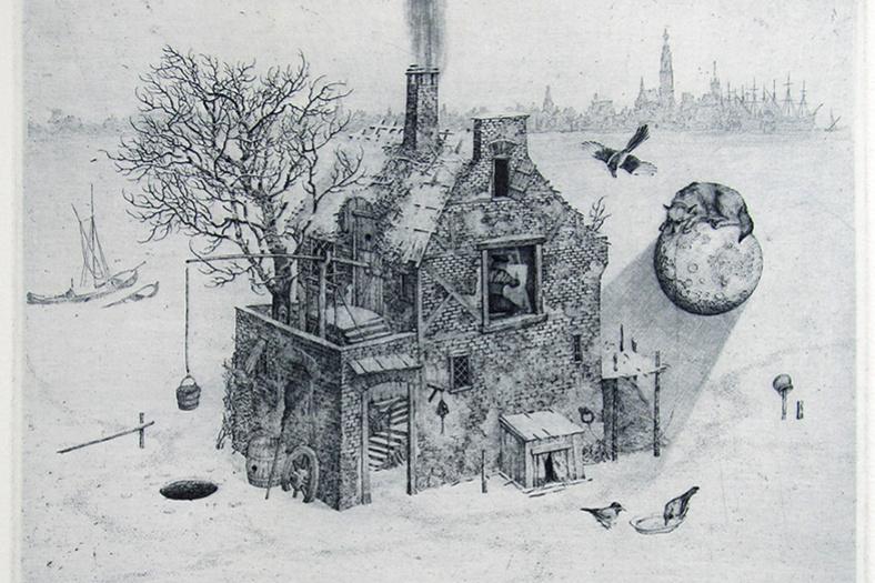 Konstantin Kalinovich. Little House of My Heart