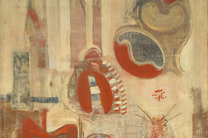 Rothko Mark. Room in Karnak