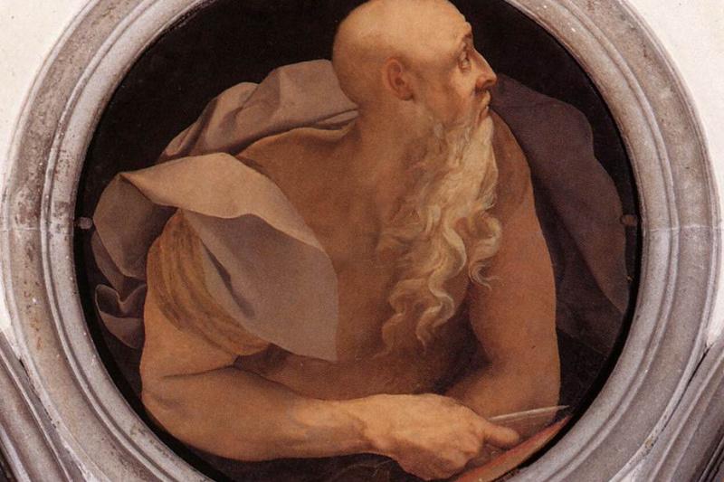 Jacopo Pontormo. Holy