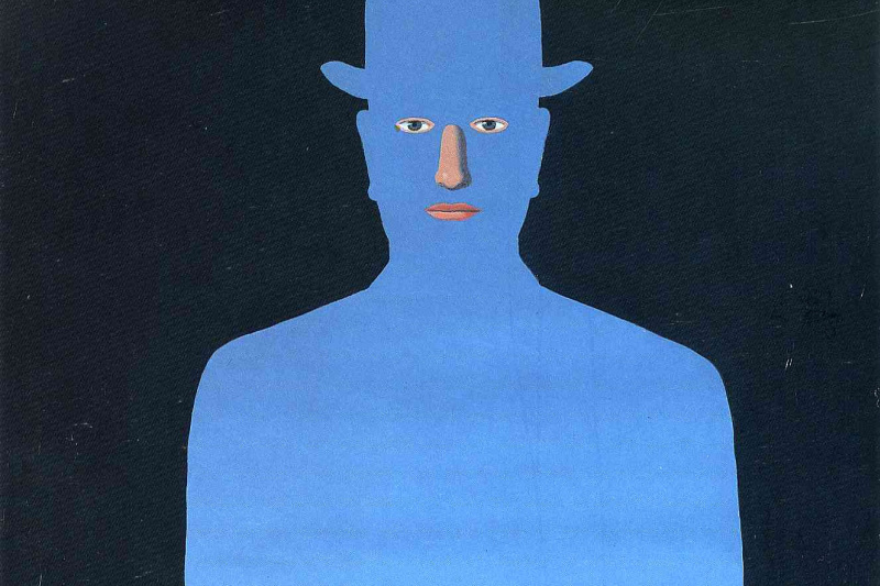 René Magritte. Museum of the king