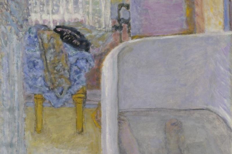 Пьер Боннар. Обнажённая в ванне