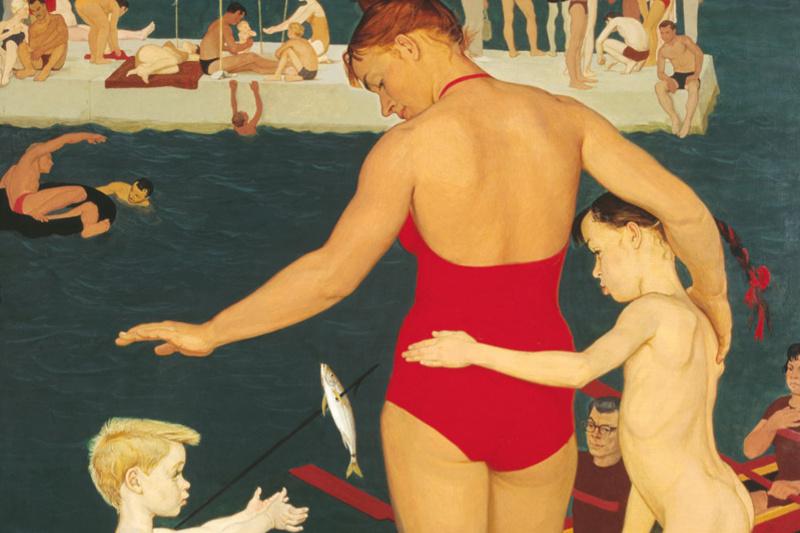 Dmitry Dmitrievich Zhilinsky. The sea. Family