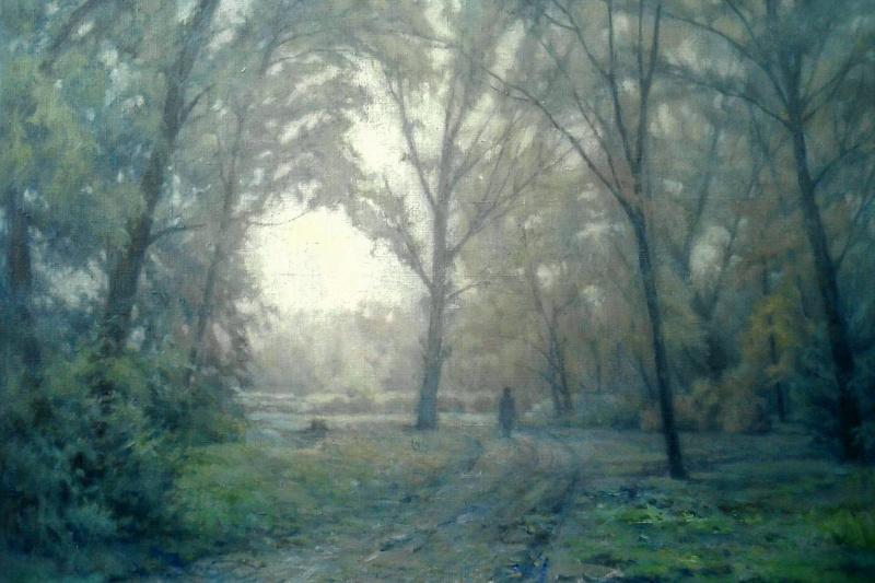 Александр Владимирович Кусенко. Туман