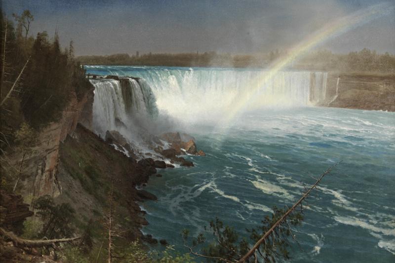Albert Birštadt. Niagara