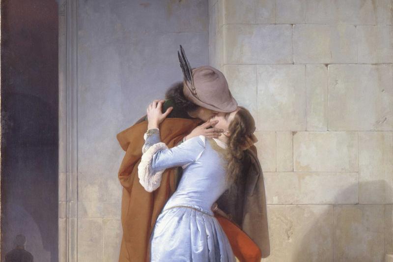 Francesco Ayets. Kiss