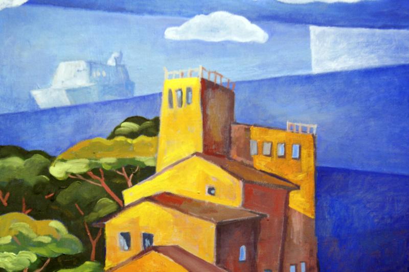 Alan Albegov. Portofino 1