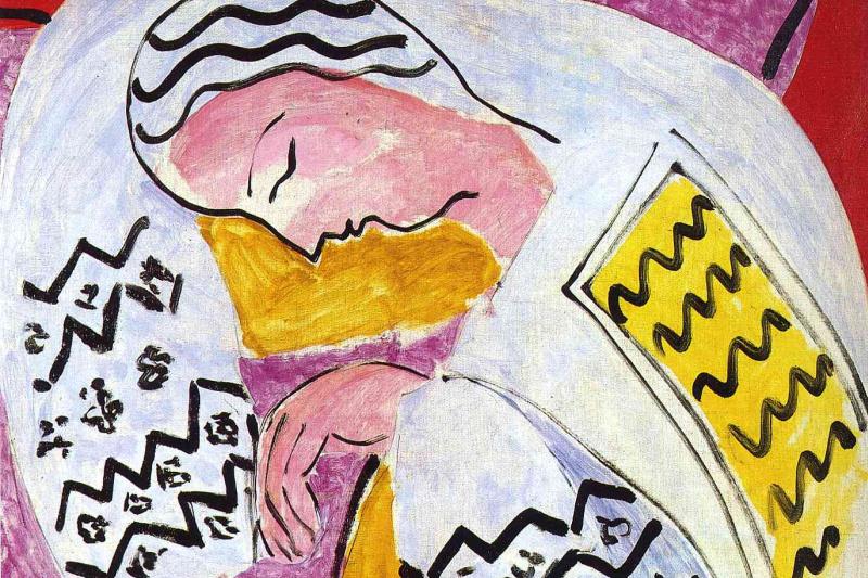 Henri Matisse. Sleep