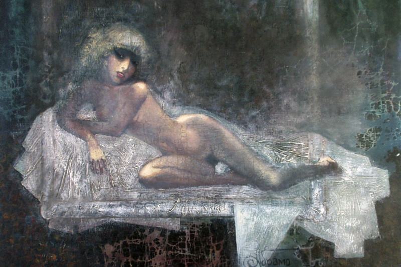 Gennady Yurevich Abramov. The birth of the picture