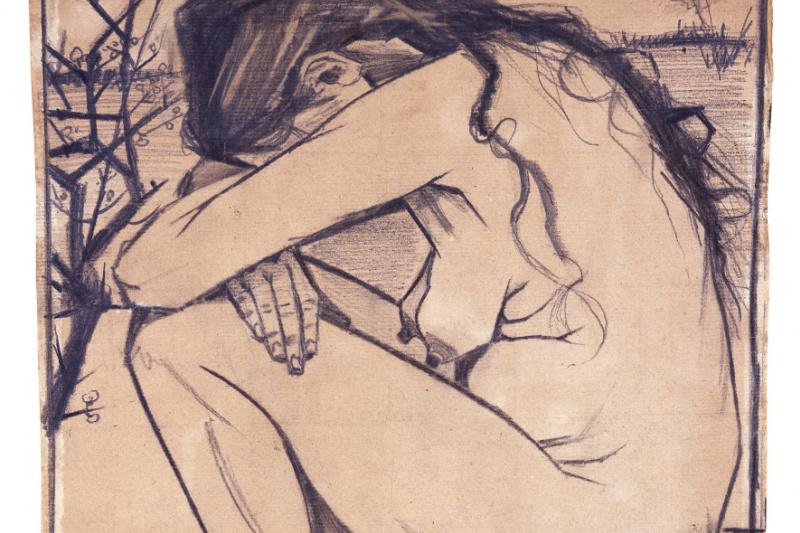 Vincent van Gogh. Grief (Grief)