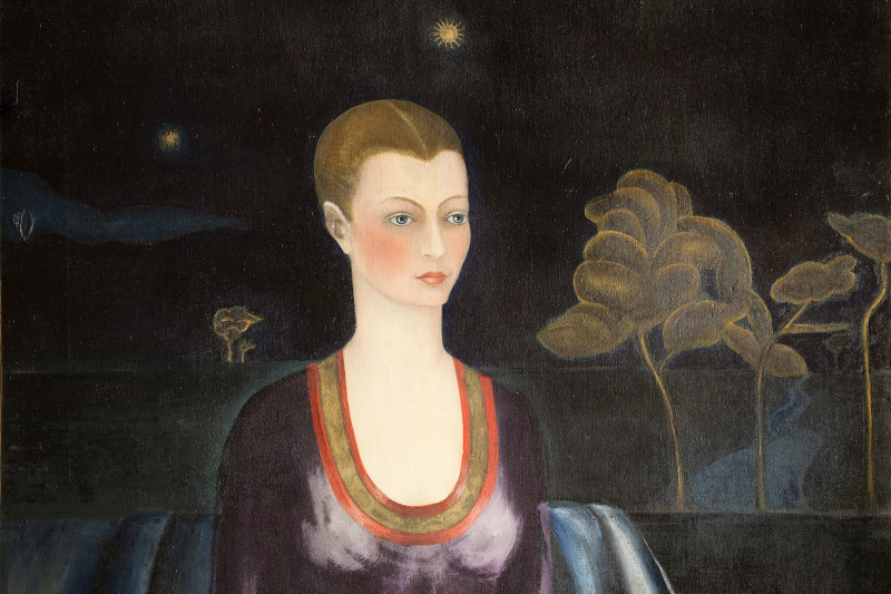 Frida Kahlo. Portrait Of Alicia GALANT
