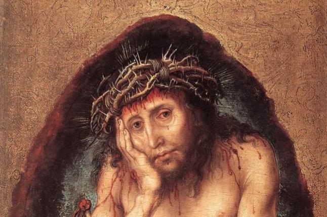 Albrecht Durer. The man of sorrows