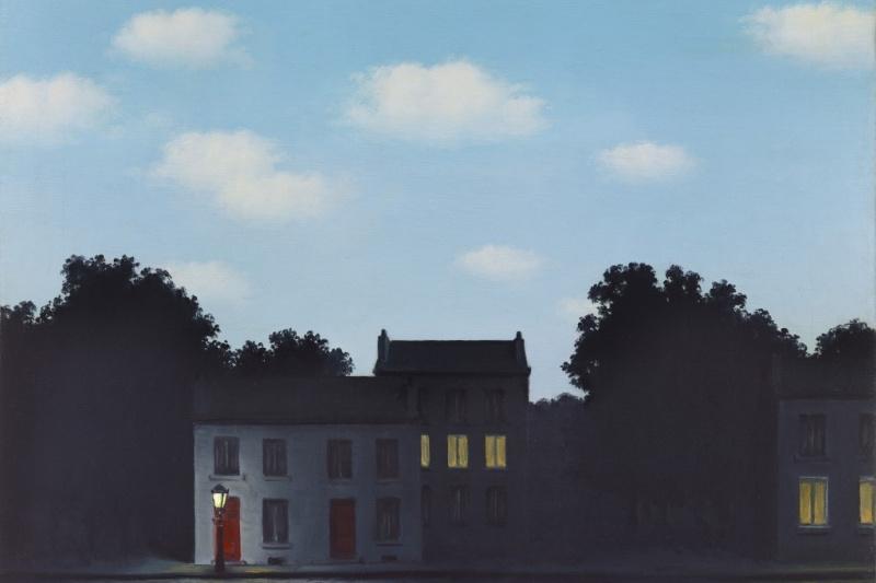 René Magritte. L'empire des lumières