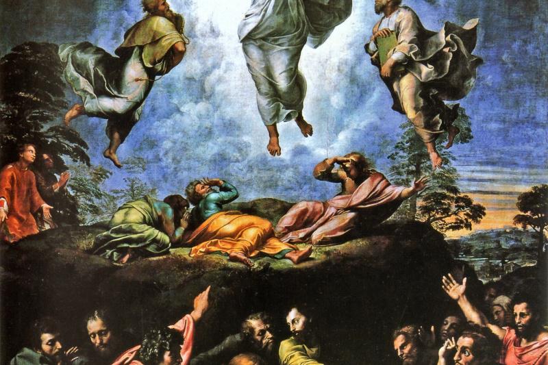 Raphael Santi. Transformation