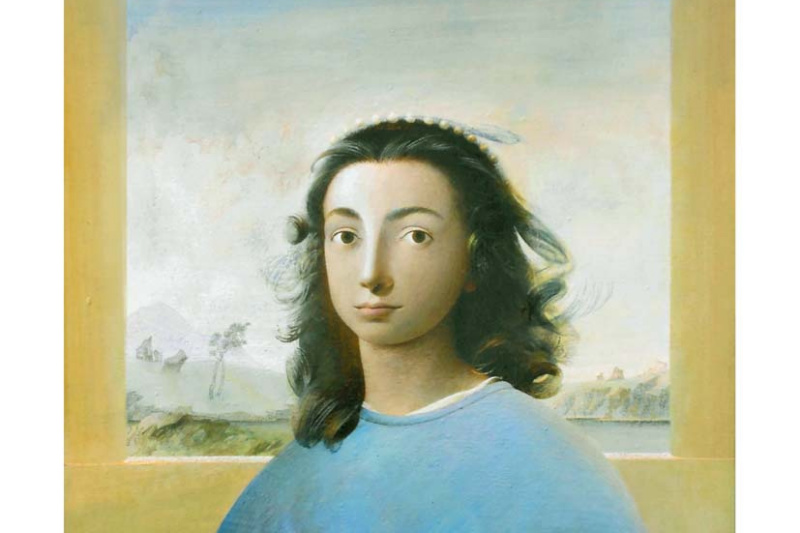Sergey Konstantinov. She