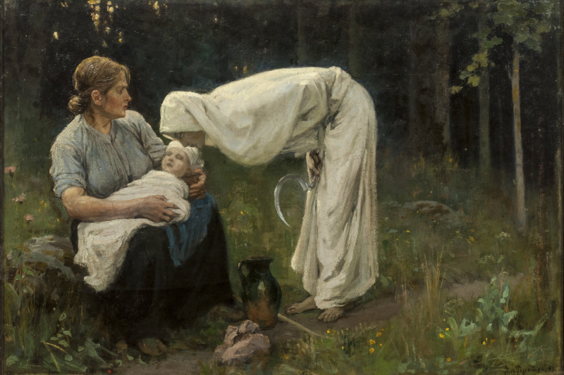 Janis Mikhailovich Rosenthal (Rosenthals). Death