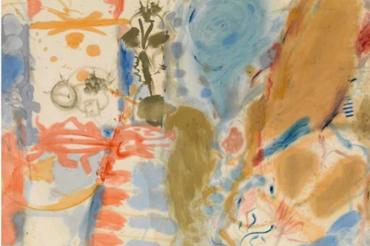 Ellen Frankenthaler. Western dream