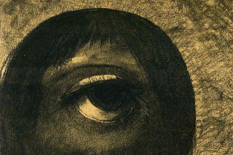 Odilon Redon. Eyes (Vision)