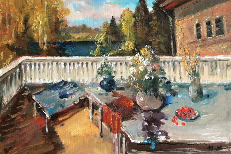 Mark Veniaminovich Kremer. Summer at the cottage