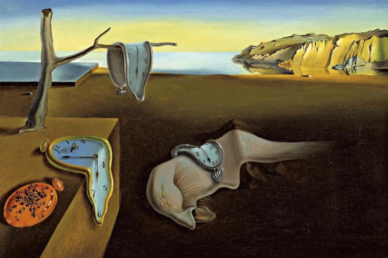 Salvador Dali. The persistence of memory