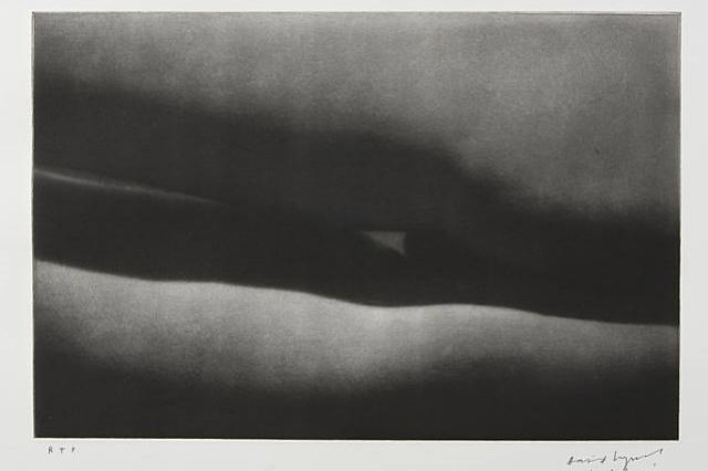 David Keith Lynch. Untitled three